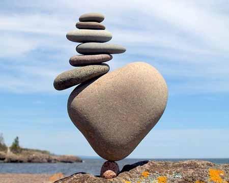Поделки для дачи своими руками: 12 фигурок из камней