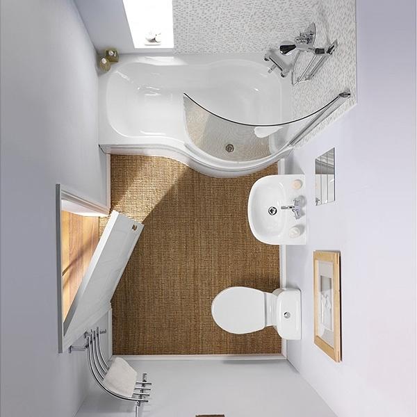 Дизайн ванной комнаты 4 квадратных метра — как сделать маленькое помещение красивым и уютным