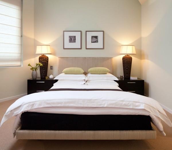 Дизайн маленькой спальни: идеи и решения