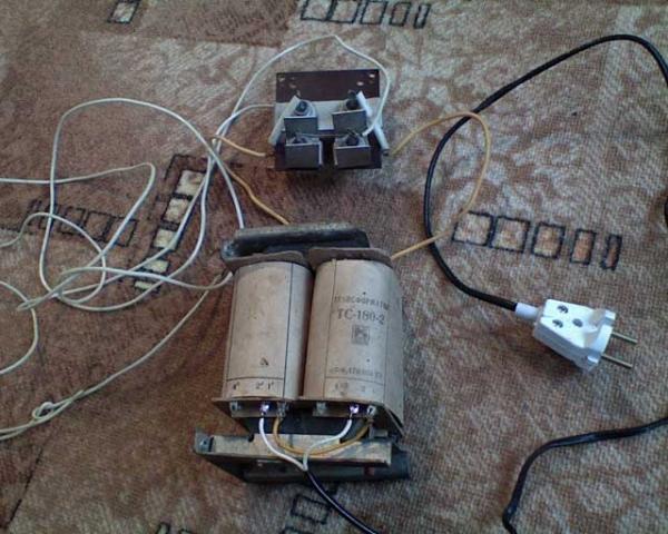 Зарядка для аккумулятора машины своими руками 46