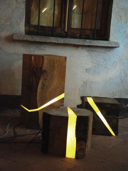 Сказочная, волшебная, очаровывающая мебель которая светится