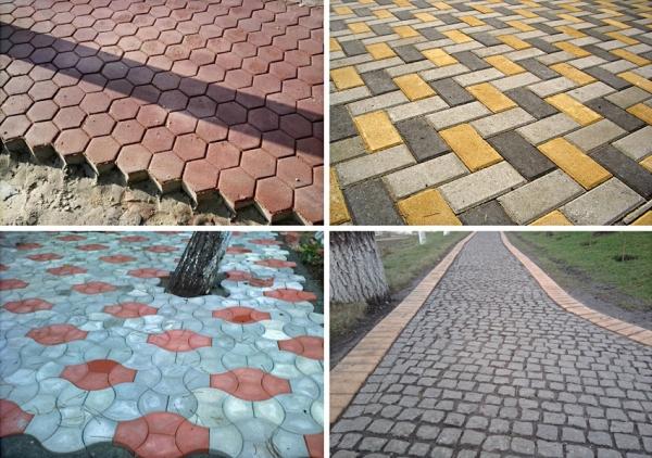 Укладка тротуарной плитки на песок: технология и специфика выполнения работ