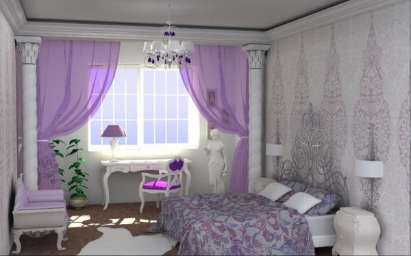 Дизайн спальни 3 на 4 или как оформить небольшое помещение