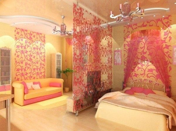Дизайн спальни 18 кв м – красота и функциональность