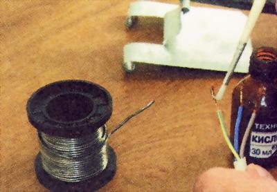 Учимся паять провода – рассмотрение всех нюансов пайки