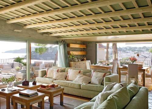 Три красивых загородных дома в Испании: много моря и солнца