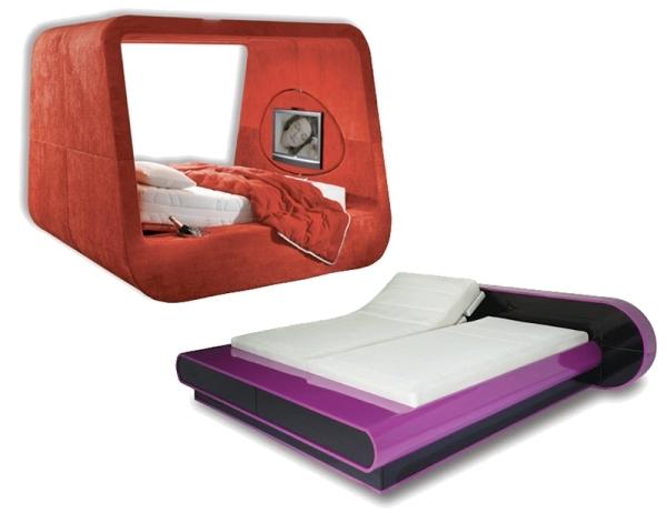 Интересная мебель – столы, стулья и кровати с необычными функциями