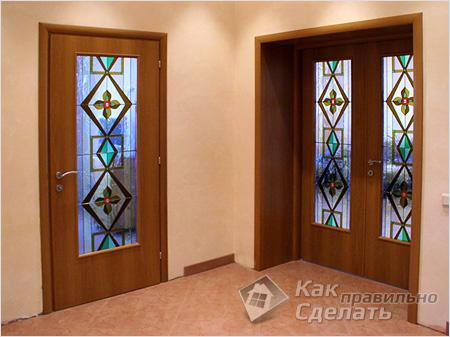 Как установить дверь своими руками — установка дверей