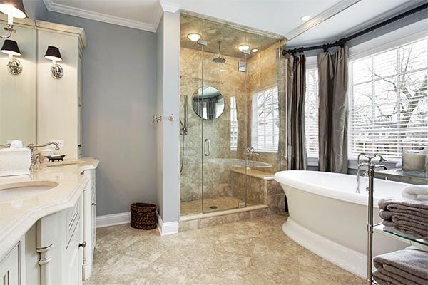 Душевая кабина в ванной комнате — все правила выбора и дизайнерских сочетаний