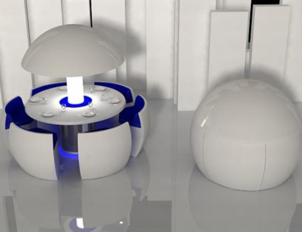 Мебель, которая нарушает законы физики и представление об обычных вещах