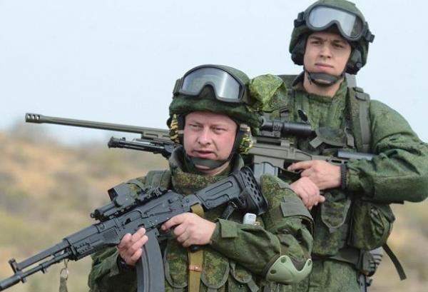 Контрактная служба. Военнослужащий по контракту
