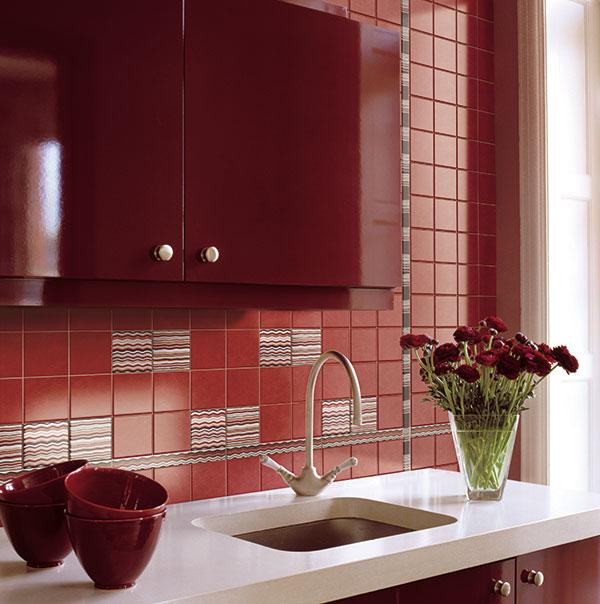 Отделка стен на кухне: как оформить интерьер