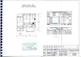 Изображение - Перепланировка квартиры что является переустройством и как согласовать img421